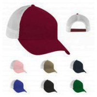 2-Tone Mesh Back Pro Sports Cap with Your Custom Embroidered Logo