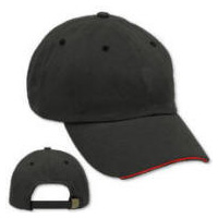 Pro Sandwich Visor Buckle Back Cap with Your Custom Embroidered Logo