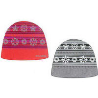 Ladies Winter Hat Knit Beanie with Your Custom Logo Design