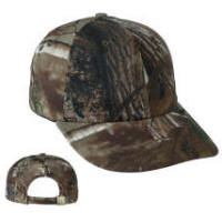 Full Profile Tree Camouflage Cap with Your Custom Embroidered Logo