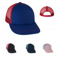 Custom Color Mesh Back Sports Cap with Your Custom Embroidered Logo