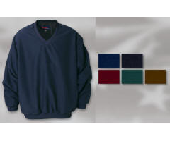 Micro-Fiber Golf Wind Shirt with Your Custom Embroidered Logo