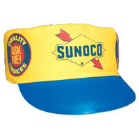 Budget Painters Cap Hat with Your Custom Screened Logo