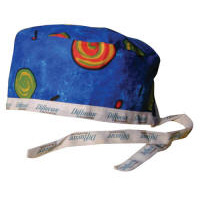 Promotional Custom Surgical Cap with Your Custom Screened Logo