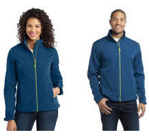 Fleece Full Zipper Sports Jacket with Your Custom Embroidered Logo