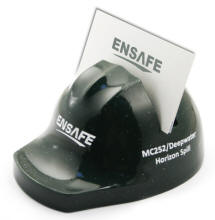 Stock Hard Hat Paperweight Custom Molded Designs Available