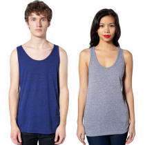 Unisex Tank Top Shirt with Your Custom Logo Imprint