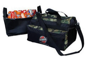 Large 30 Can Cooler Tub Duffel Multi-Color Personalized Logo