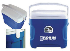 Igloo Brand Playmate 30-Quart Cooler Multi-Color Personalized Logo