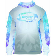 Performance Fleece Hoodie with Your Custom Logo Imprint