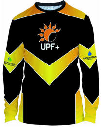 Sun-Block Performance Sports Shirt with Your Custom Logo Imprint