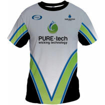 Performance Athletic Sports Shirt with Your Custom Logo Imprint