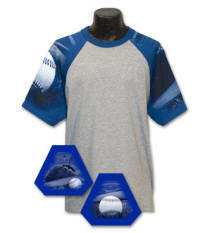 Baseball Sleeve Sports Jersey (different color sleeve available)