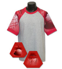 Basketball Sleeve Sports Jersey (different color sleeve available)