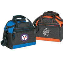 Cooler Shoulder Pack with Handles Multi-Color Personalized Logo