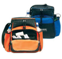 Deluxe Insulated Soft Lunch Box Multi-Color Personalized Logo