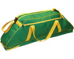 Extra Large School Team Sports Duffel Multi-Color Personalized Logo