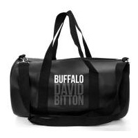 Leather Designer Barrel Duffel Embroidered Personalized Logo